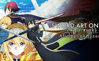 SWORD ART ONLINE Alicization Lycoris Free Download PC Game
