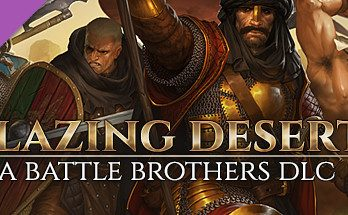 Battle Brothers Blazing Deserts Free Download PC Game