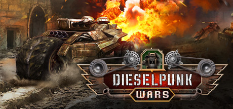Dieselpunk Wars Free Download PC Game