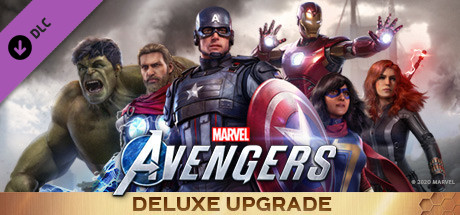 Marvel's Avengers Deluxe Upgrade Free Download PC Game