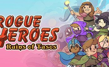 Rogue Heroes Ruins of Tasos Free Download PC Game