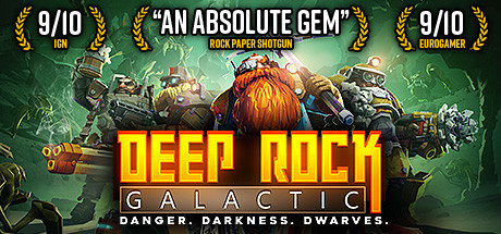 Deep Rock Galactic Free Download PC Game