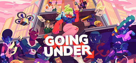 Going Under Free Download PC Game