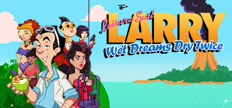 Leisure Suit Larry Wet Dreams Dry Twice Free Download PC Game