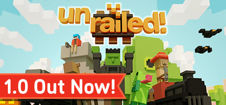 Unrailed Free Download PC Game