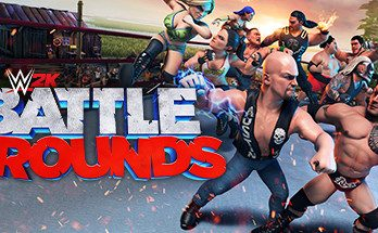 WWE 2K BATTLEGROUNDS Free Download PC Game