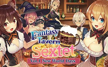 Fantasy Tavern Sextet Vol 1 New World Days Free Download PC Game