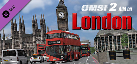 OMSI 2 Add On London Free Download PC Game