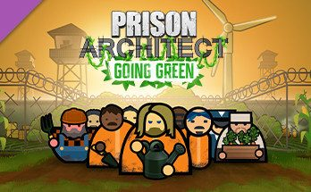 Prison Architect Going Green Free Download PC Game