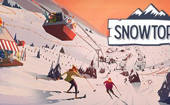 Snowtopia Ski Resort Tycoon Free Download PC Game