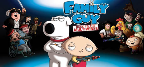 Family Guy Back To The Multiverse Free Download PC Game