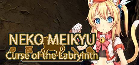 Neko Meikyu Curse of the Labryinth Free Download PC Game
