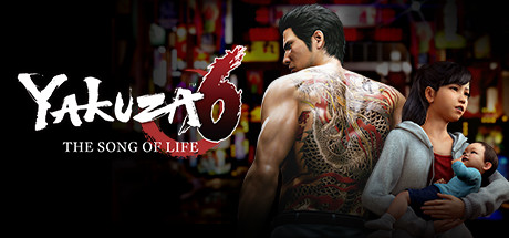 Yakuza 6 The Song of Life Free Download PC Game