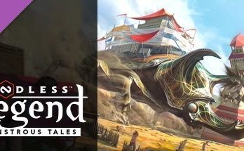 Endless Legend Monstrous Tales Free Download PC Game