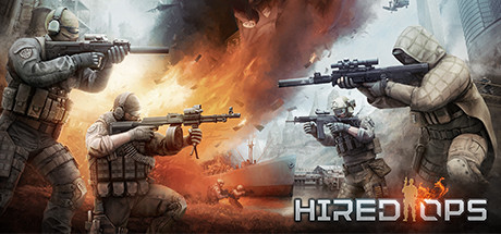 Hired Ops Free Download PC Game