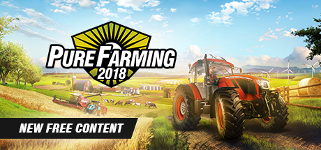 Pure Farming 2018 Free Download PC Game