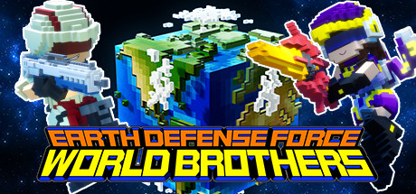 EARTH DEFENSE FORCE WORLD BROTHERS Free Download PC Game