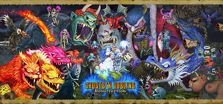 Ghosts 'n Goblins Resurrection Free Download PC Game