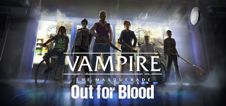 Vampire The Masquerade Out for Blood Free Download PC Game