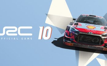 WRC 10 Free Download PC Game