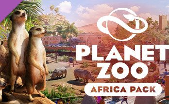 Planet Zoo Africa Pack Free Download PC Game