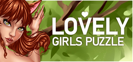 Lovely Girls Puzzle Free Download PC Game