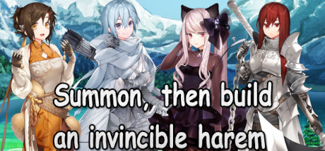 Summon Then Build An Invincible Harem Free Download PC Game