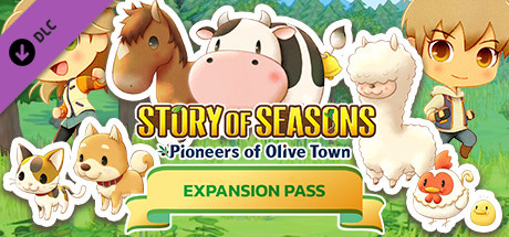 STORY OF SEASONS Pioneers of Olive Town Expansion Pass Free Download PC Game